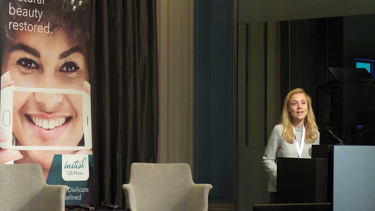 Speech by Mrs Sarah Jaques on the impact of the new Regulation on medical devices for dental technicians in Europe